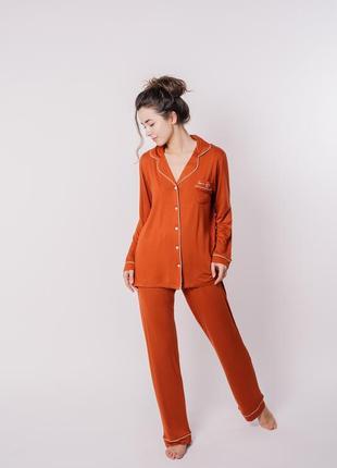 Домашний костюм луна красивого пряного цвета 002