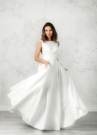 Свадебное платье reili maxi