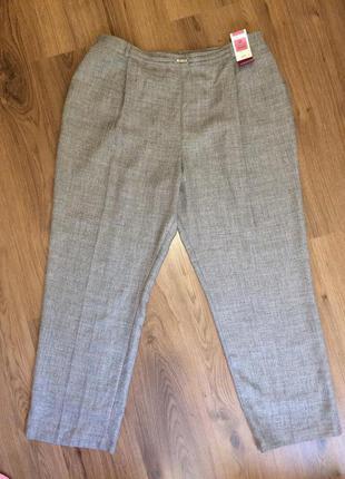 Классические брюки!осень.большой размер 22