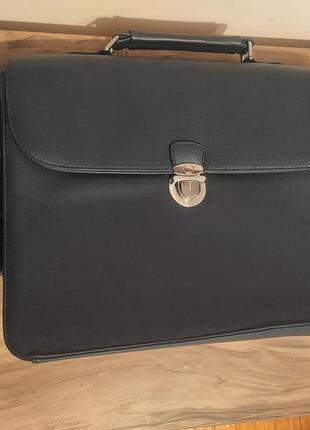 Портфель мужская  деловая сумка carpisa дипломат