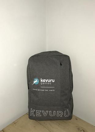 Вместительный рюкзак с отделом для ноутбука
