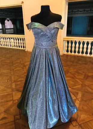 Выпускное / вечернее платье большой размер