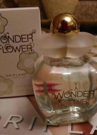 Женская туалетная вода wonder flower