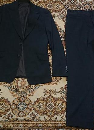 Брендовий фірмовий костюм dolce&gabbana,оригінал, made in italy.