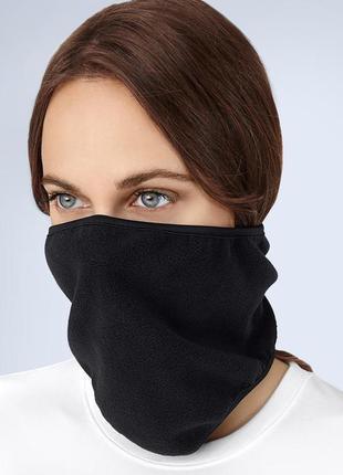 Маска- шарф флисовый . tchibo германия