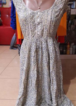 Платье с цветочным принтом joe browns m-l