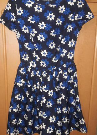 Платье с цветочным принтом atmosphere
