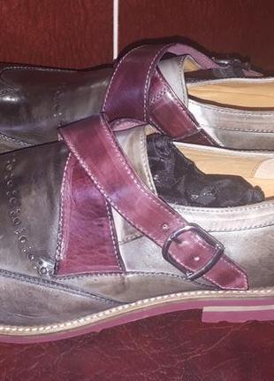 Туфлі melvin&hamilton3 фото