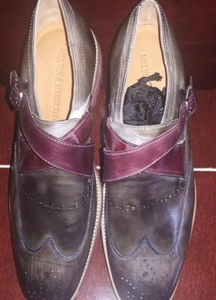 Туфлі melvin&hamilton5 фото