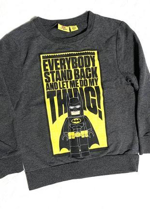 Реглан кофта  для мальчика batman батман