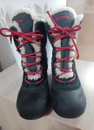 Термо ботинки сапоги columbia
