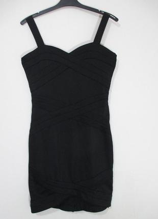 Женское вечернее коктейльное платье р44 divided h&m