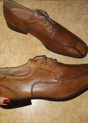 Туфліи туфлі кожаные бренду kilmar nock італія
