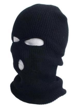Балаклава маска (бандитка), унисекс