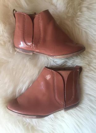 Ботиночки от zara