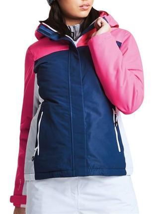 6xl (пог 70 см.) лыжная брендовая куртка большого размера dare2b
