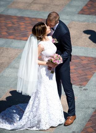 """Свадебное платье """"элизиум"""""""