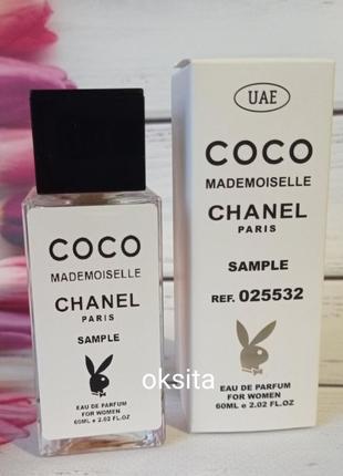 Сoco mademoiselle шикарний мини парфюм с феромонами 60 мо эмираты