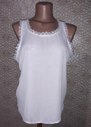 Блуза прозрачна