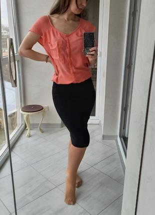 Блуза от bershka