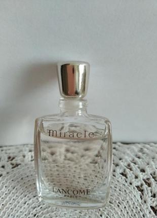 Miracle lancome paris 5мл eau de parfum франция