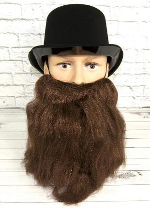 Маскарадный аксессуар борода