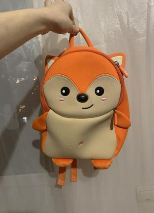 Яскравий дитячий рюкзак