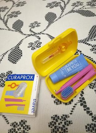 Дорожный набор curaprox be you travel box