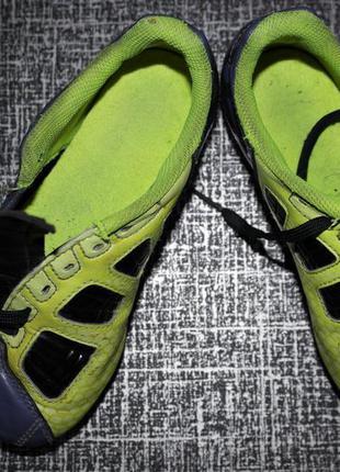 Бутсы nike оригинал мальчику брендовая футбольная обувь детская