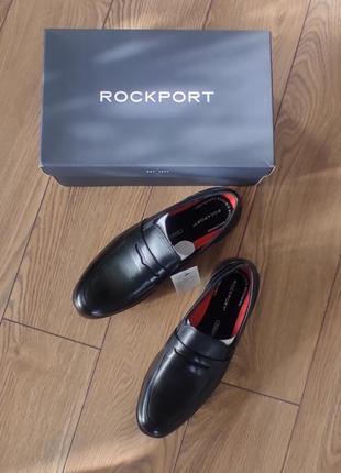 Туфли кожа размер 42 rockport2 фото