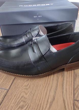 Туфли кожа размер 42 rockport3 фото