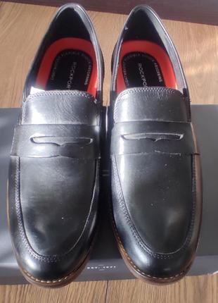 Туфли кожа размер 42 rockport9 фото