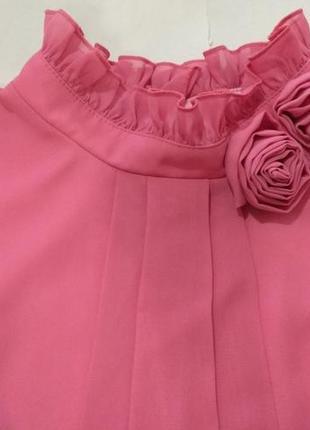 Вечернее платье,низ тяжёлый шелк,верх - шифон на подкладке