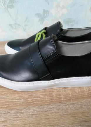 Слипоны туфли esmara 41, 39 маломерки