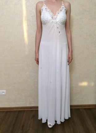 Будуарное платье. платье на выпуск# на фотосессию