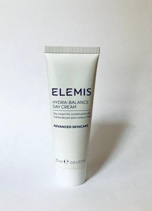 Дневной крем для лица elemis hydra-balance day cream