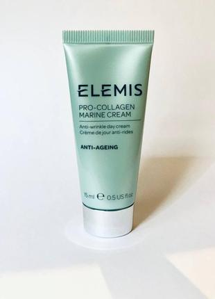 Крем для лица против морщин elemis pro-collagen marine cream