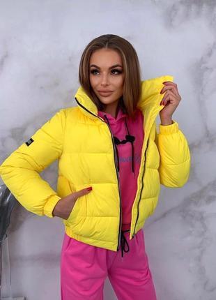 Куртка зефирка miss jacket