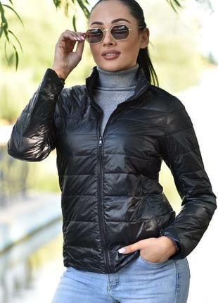 Стильная женская куртка.