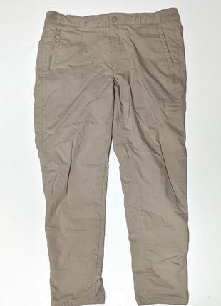 Uniqlo японские теплые штаны стрейчевые