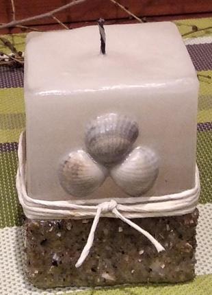 Декоративная свеча.