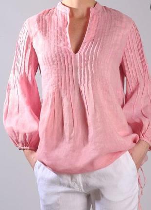 Легкая невесомая фирменная блузочка