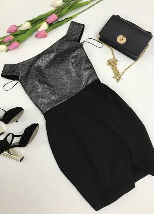 Красивое платье футляр бренда naf-naf 👗