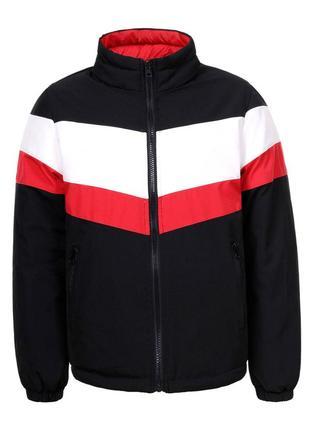 2-хсторонняя деми-куртка р.134-140 glo-story