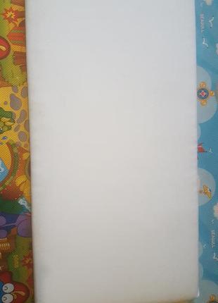 Матрас latex comfort детский кокосовая койра и латекс с съемным чехлом