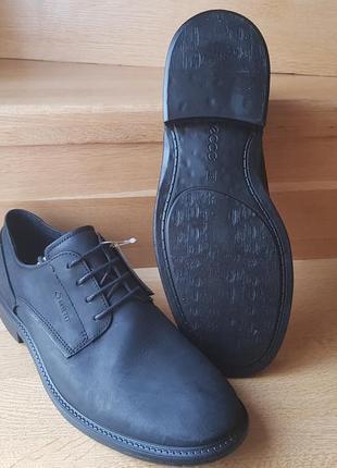 Оригинальные мужские туфли ecco