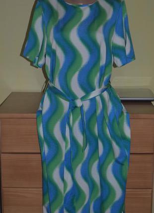 Тотальная распродажа! красивое платье из натуральной ткани s. m. l  & other stories