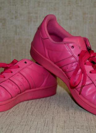 Оригинальные кроссовки adidas pharell williams superstar