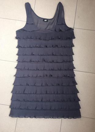 Платье xs s h&m (mango, zara, guess )