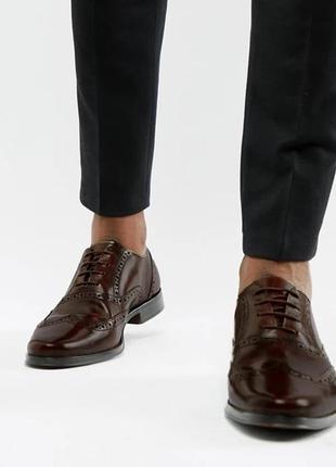 Asos  туфли кожа